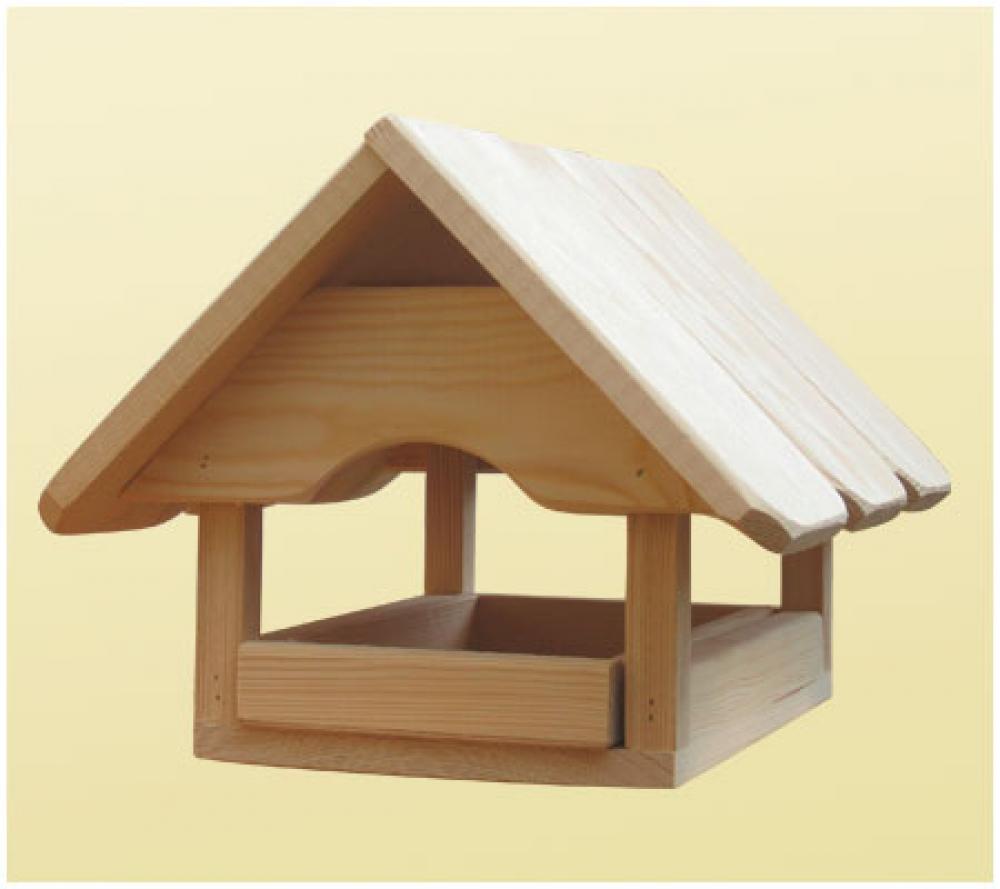 vogelfutterhaus mit schubkasten leitermacherei werner sucker. Black Bedroom Furniture Sets. Home Design Ideas