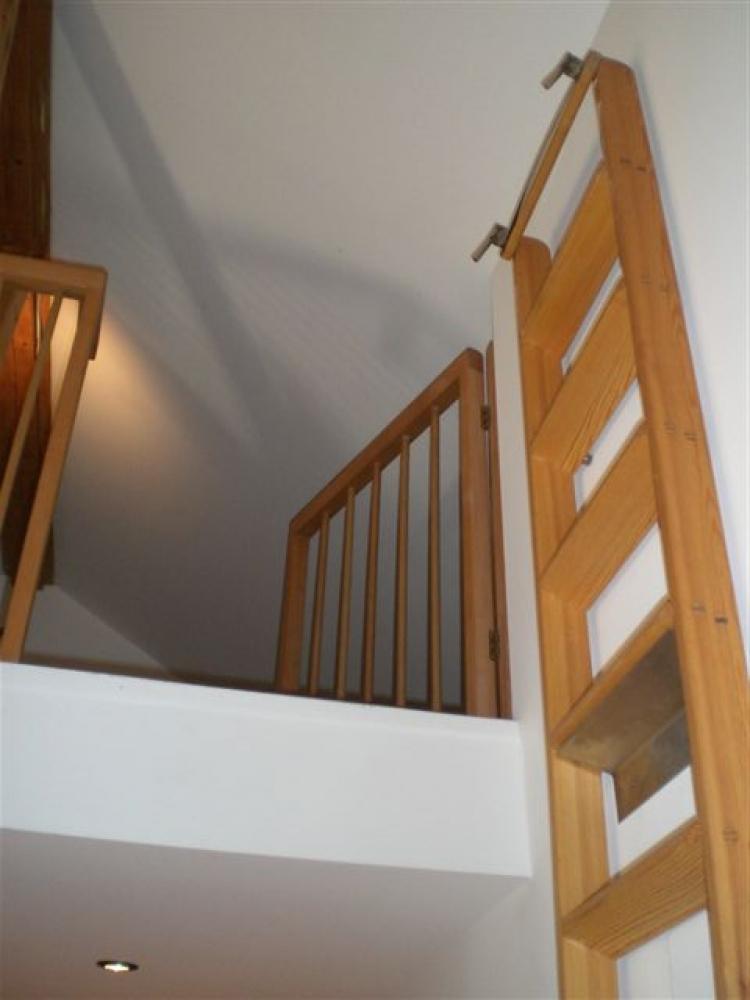 beautiful holzleiter f r hochbett contemporary die sch nsten einrichtungsideen. Black Bedroom Furniture Sets. Home Design Ideas